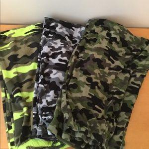 Other - Set of three boys lounge pants/pajama bottoms